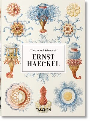 ERNST HAECKEL - 40 YEARS