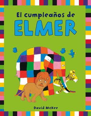 EL CUMPLEAÑOS DE ELMER