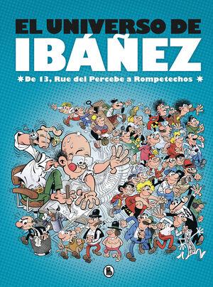 EL UNIVERSO DE IBÁÑEZ