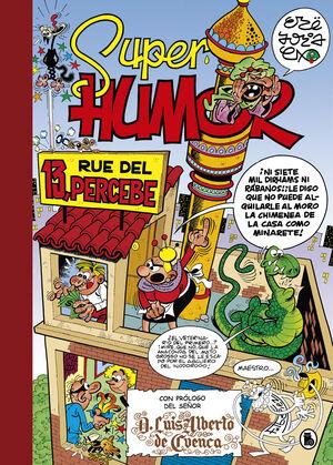 SUPER HUMOR MORTADELO 35. 13 RUE DEL PER