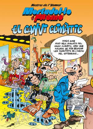 MESTRES DE L'HUMOR. EL CANVI CLIMÀTIC (MESTRES DE L'HUMOR 58)