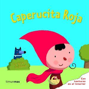 CAPERUCITA ROJA (TEXTURAS)