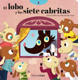 EL LOBO Y LAS SIETE CABRITAS