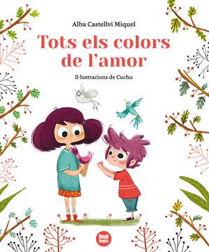 TOTS ELS COLORS DE L'AMOR