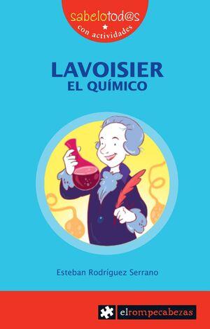 LAVOISIER EL QUÍMICO