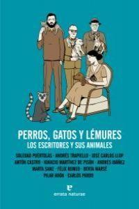 PERROS GATOS Y LEMURES