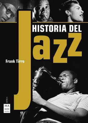 HISTORIA DEL JAZZ (TELA)