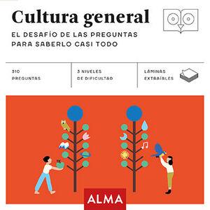 CULTURA GENERAL (CUADRADOS DE DIVERSIÓN)