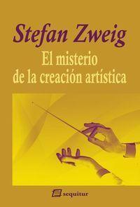 MISTERIO DE LA CREACION ARTISTICA NE 4ªED