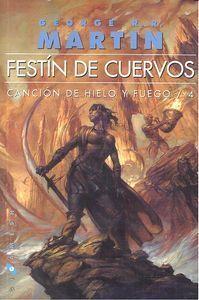 FESTÍN DE CUERVOS CANCIÓN DE HIELO Y FUEGO 4