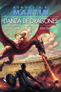 DANZA DE DRAGONES CANCIÓN DE HIELO Y FUEGO 5