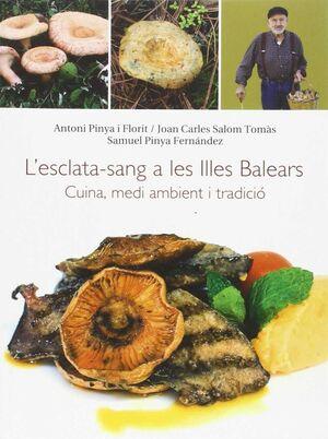 L'ESCLATA-SANG A LES ILLES BALEARS