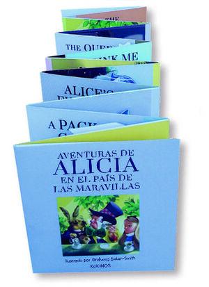 AVENTURAS DE ALICIA EN EL PAÍS DE LAS MARAVILLAS