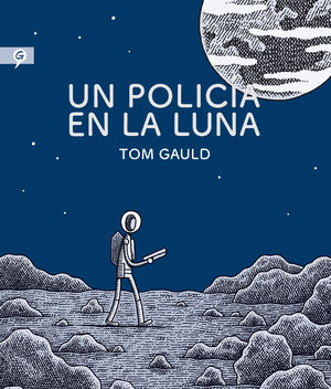 POLICIA EN LA LUNA, UN