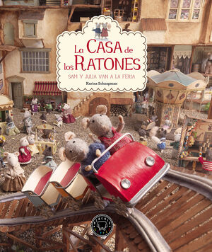 LA CASA DE LOS RATONES: SAM Y JULIA VAN A LA FERIA
