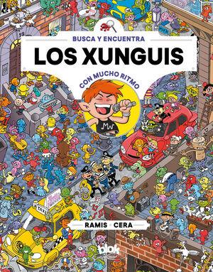 LOS XUNGUIS CON MUCHO RITMO