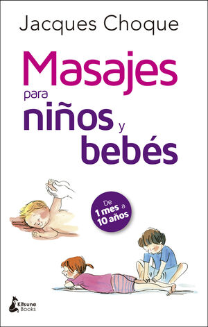 MASAJES PARA NIÑOS Y BEBÉS