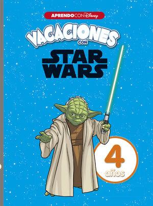 VACACIONES CON STAR WARS. 4 AÑOS