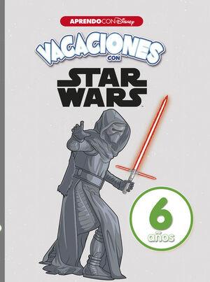 VACACIONES CON STAR WARS. 6 AÑOS