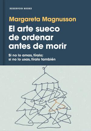 EL ARTE SUECO DE ORDENAR ANTES DE MORIR