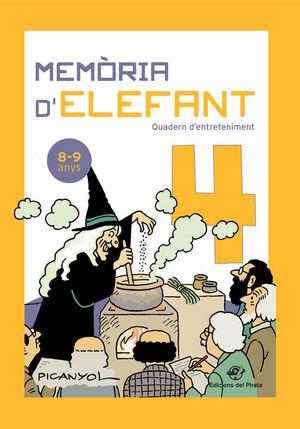 MEMORIA D'ELEFANT 8-9 ANYS