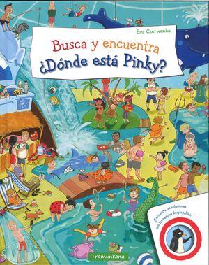 BUSCA Y ENCUENTRA ¿DÓNDE ESTÁ PINKY?