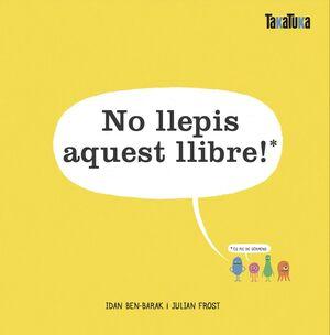 NO LLEPIS AQUEST LLIBRE!
