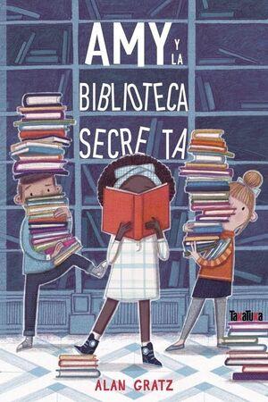 AMY Y LA BIBLIOTECA SECRETA