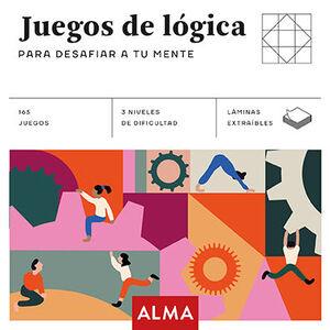JUEGOS DE LÓGICA PARA DESAFIAR A TU MENTE