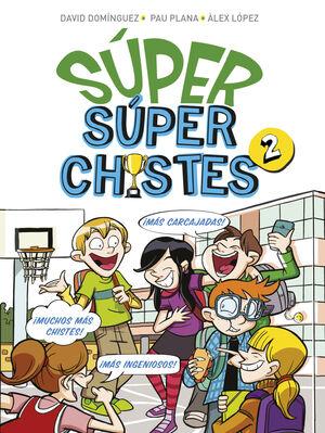 SUPER SUPERCHISTES 2