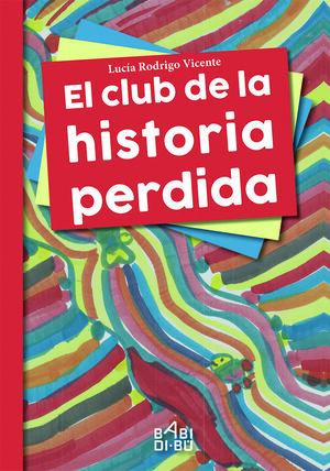 EL CLUB DE LA HISTORIA PERDIDA