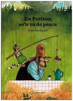 PETTSON SE'N VA DE PESCA EN