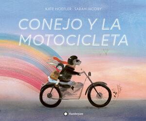 CONEJO Y LA MOTOCICLETA