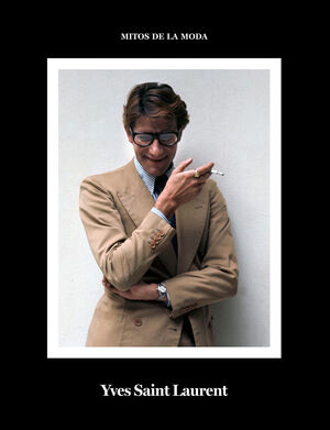 YVES SAINT LAURENT.