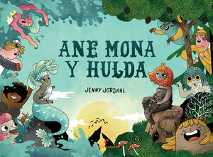 ANE MONA Y HULDA