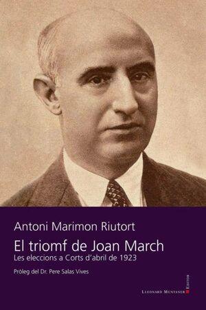 TRIOMF DE JOAN MARCH
