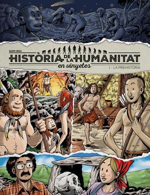 HISTORIA DE LA HUMANITAT EN VINYETES