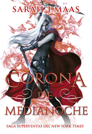 CORONA DE MEDIANOCHE (TRONO DE CRISTAL 2 )