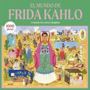 MUNDO DE FRIDA KAHLO (1000 PIEZAS)