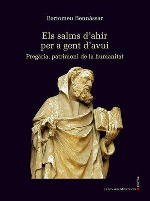 SALMS D'AHIR PER A GENT D'AVUI. PREGARIA, PATRIMON