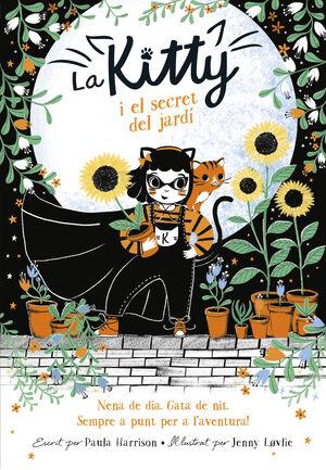 LA KITTY I EL SECRET DEL JARDÍ