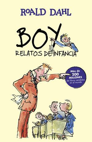 BOY. RELATOS DE LA INFANCIA