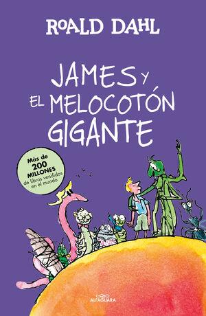 JAMES Y EL MELOCOTON GIGANTE
