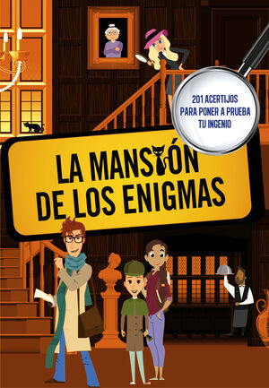 LA MANSION DE LOS ENIGMAS