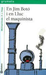 EN JIM BOTÓ I EN LLUC EL MAQUINISTA