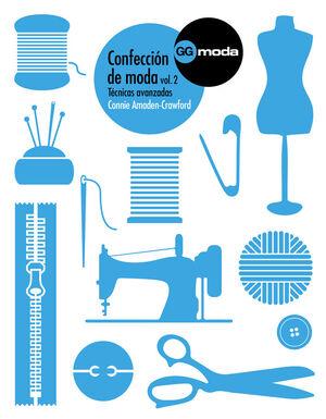 CONFECCIÓN DE MODA. VOL.2