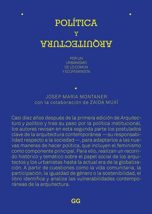 POLÍTICA Y ARQUITECTURA