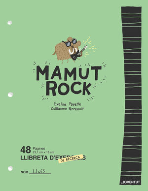 MAMUT ROCK (CAT)