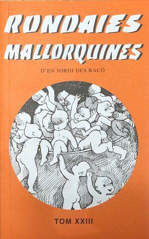 RONDAIES MALLORQUINES VOL. 23