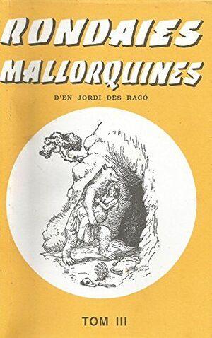 RONDAIES MALLORQUINES VOL. 3